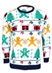 Mens Unisex 70's Jumpers Sweater Retr...