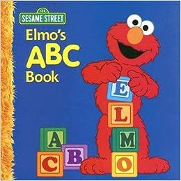 Elmo 39 s abc book elmos abc bk books for Elmo abc