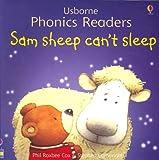 Sam Sheep Can't Sleep (Easy Words to Read)
