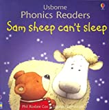 Sam Sheep Cant Sleep (Usborne Phonics Books)