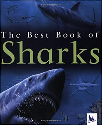 The Best Book of Sharks written by Claire Llewellyn