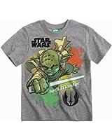 Star Wars T-Shirt 2015 Kollektion 98 104 110 116 122 128 134 140 146 152 Shirt Kurz Jungen Sommer Neu Grau