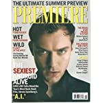Premiere Magazine June 2001 Jude Law cover and feature book cover