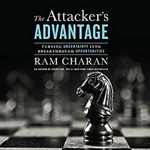Attacker's Advantage Audiobook