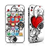 Apple iPhone 4用スキンシール【My Heart】