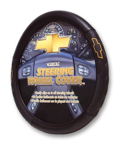 Chevy Vortec Style Steering Wheel Cover (Steering Wheel Chevy Truck compare prices)