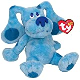 Ty Beanie Baby Blues Clues (Tamaño: Small)