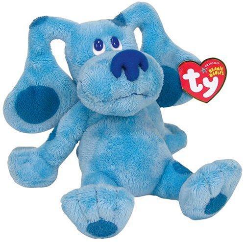 Ty Beanie Baby Blues Clues (Tamaño: Small)