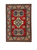 L'Eden del Tappeto Alfombra Uzebekistan Super Multicolor 83 x 121 cm