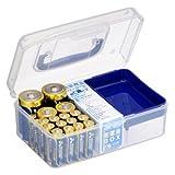 乾電池BOXセット常備・防災用 (単一×2本、単二×2本、単三×12本、単四×2本)
