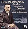 Rachmaninov: Complete Symphonies and Concertos, Selected Orchestral Works - Richter, Janis, Michelangeli, Simon,  Kogan, Rodzhedvensky (6 CDS)