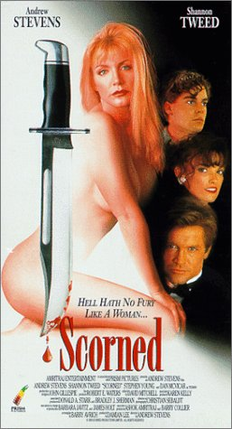 Scorned (Unrated Version) [VHS]