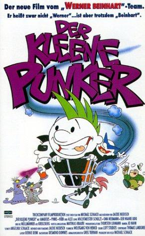 Der kleene Punker [VHS]