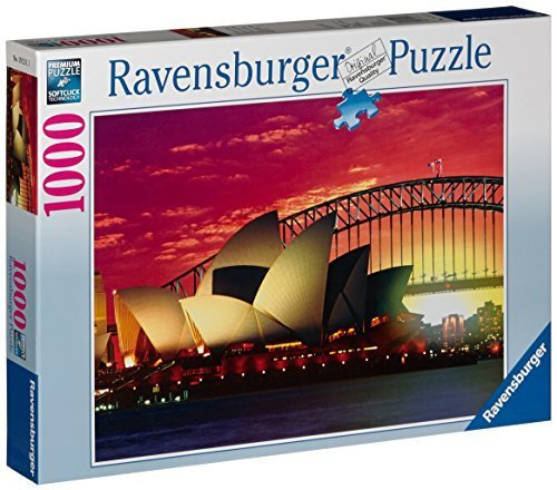 Ravensburger Sydney Opera House - 1000 Piece Puzzle by Ravensburger