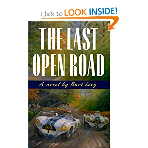 The Last Open Road (The Last Open Road) Burt Levy