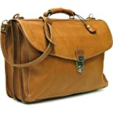 Parma Edition Handmade Leather Messenger Bag