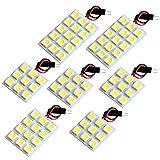 【断トツ234発!!】 10系 アルファード LED ルームランプ 7点セット [H14.5~H20.4] トヨタ 基板タイプ 圧倒的な発光数 3chip SMD LED 仕様 室内灯 カー用品 HJO