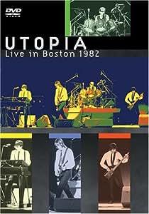 Amazon.com: Utopia - Live in Boston 1982: Utopia: Movies & TV