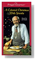 Frugal Gourmet - A Colonial Christmas With Friends <b>VHS</b>