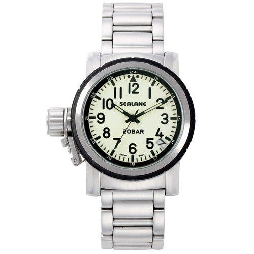 [シーレーン]SEALANE 腕時計 20BAR SE37-MAFL メンズ