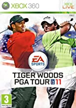 Tiger Woods PGA Tour 11 (Xbox 360) [Importación inglesa]