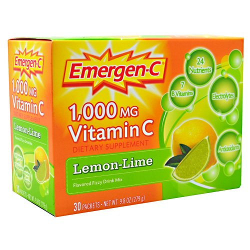 Lemon And Vitamin C