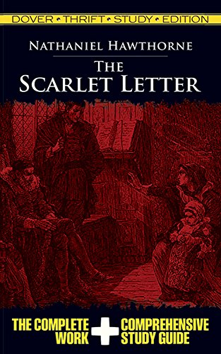 an analysis of the symbolism in the novel the scarlet letter by nathaniel hawthorne Delve into the scarlet letter, nathaniel hawthorne's meditation on human  in nathaniel hawthorne's dark novel, the scarlet letter,  the intriguing symbolism,.