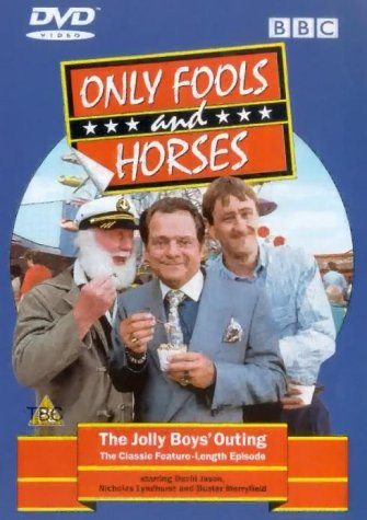 Only Fools and Horses – The Jolly Boys' Outing