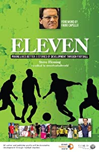 Eleven: Making Lives Better: 11 Stories of Development Through Football by Pitch