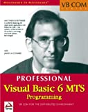img - for Visual Basic 6 MTS (VB Com) book / textbook / text book