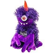 Animated Singing Purple Monster