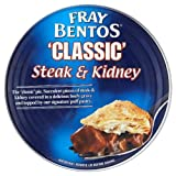 Fray Bentos 'Classic' Steak & Kidney Pie 6 x 475g