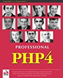 Professional PHP4 Programming (1861006918) by Deepak Thomas