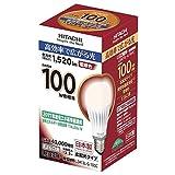 日立   LED電球  (明るさの目安電球100W相当) 1520lm 電球色相当 13.3W  E26口金  LDA13L-G/100C