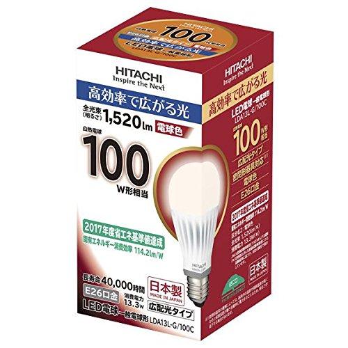 LDA13L-G/100C [電球色]