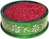 Ancient Wisdom Cherry Grove Spice Simmering Granules 200g bag (Dark Red)