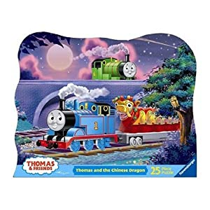 Amazon Com Ravensburger Thomas The Tank Engine Thomas And