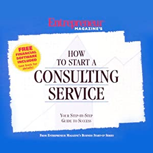 How to Start a Consulting Service Hörbuch