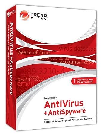 Trend Micro Antivirus + Antispyware 2010 [Old Version]