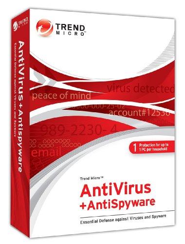 Trend Micro Antivirus + Antispyware 2010