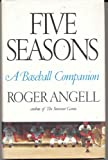 5 Seasons (0671227432) by Roger angell