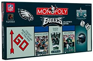 Philadelphia Eagles Monopoly