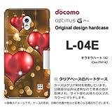 docomo Optimus G Pro L-04E ケース Optimus G Pro L-04E カバー ケース・ジャケット【キラキラハート142/l04e-PM142】