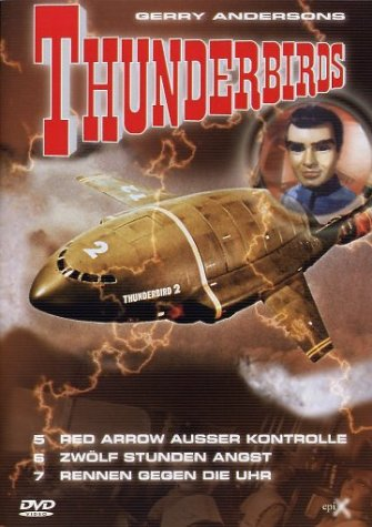 Thunderbirds 02, Folge 05-07