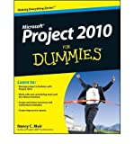 img - for [(Project 2010 For Dummies )] [Author: Nancy C. Muir] [May-2010] book / textbook / text book