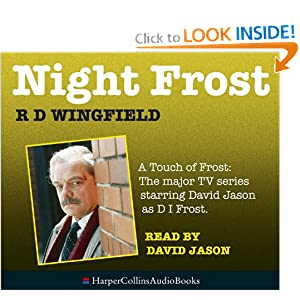 R.D. Wingfield - Night Frost Audiobook (12 cds)