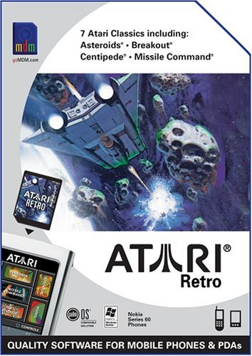 Cheapest Price! Atari Retro (P10934U)