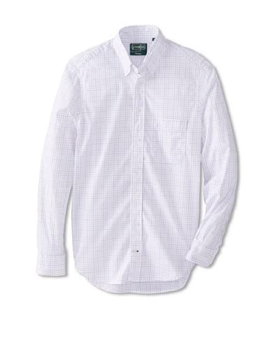 Gitman Vintage Men's Tattersall Button Down Shirt