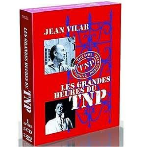 Les Grandes Heures Du TNP (Coffret 5 CD + DVD)