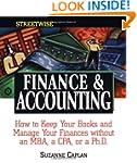 Streetwise Finance & Accounting: How...